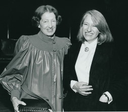 Miriam Wallach and Susana Torre, 1985
